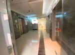 """600 מ""""ר משרד היי טק מובהק להשכרה בצפון הישן ת""""א, כניסה"""